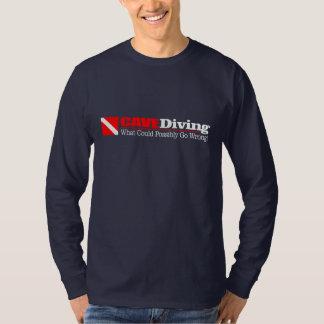 CAVEDiving Apparel T-Shirt
