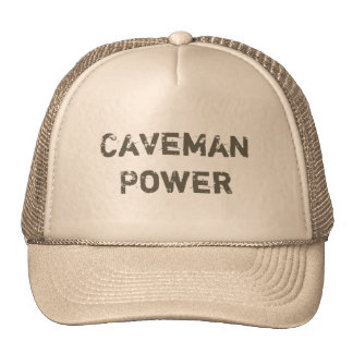 Caveman Power Hat