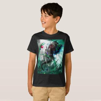 Cavern dragon Kids T-shirt