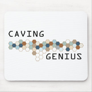 Caving Genius Mouse Pad