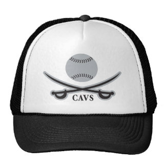 CAVS REBEL CAP