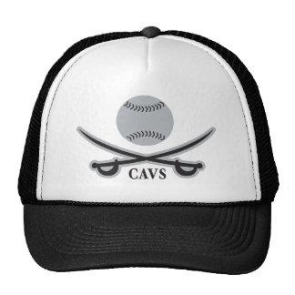 CAVS REBEL CAP HAT