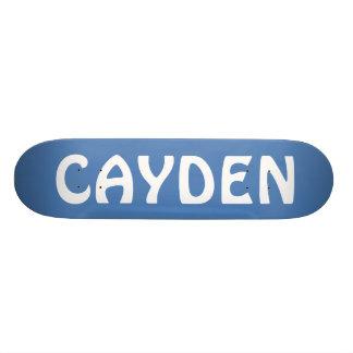 CAYDEN SKATE DECK