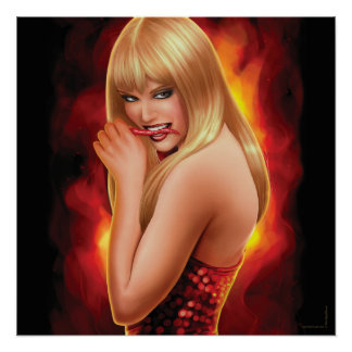 Cayenne Diane Poster