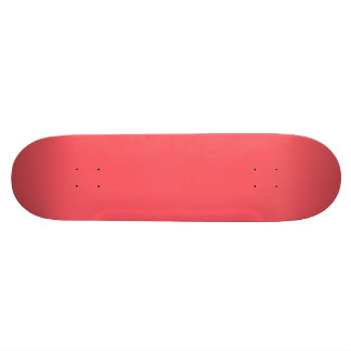 Cayman Coral-Peach-Melon-Pink Tropical Romance 21.3 Cm Mini Skateboard Deck
