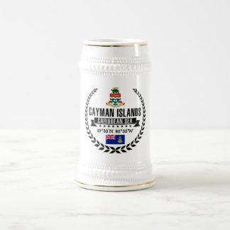 Cayman Islands Beer Stein
