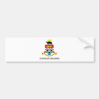 Cayman Islands Coat of Arms Bumper Sticker