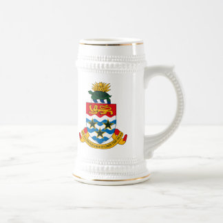 Cayman Islands Coat of Arms Mug