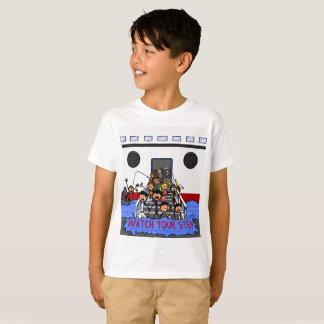 Cayman Islands Cruise Ship Visitors T-Shirt