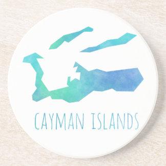 Cayman Islands Drink Coaster