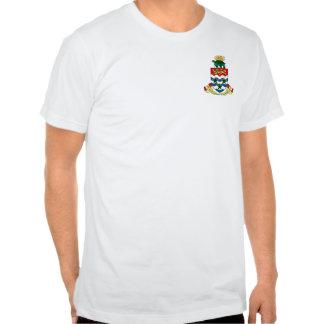 cayman islands emblem tshirts