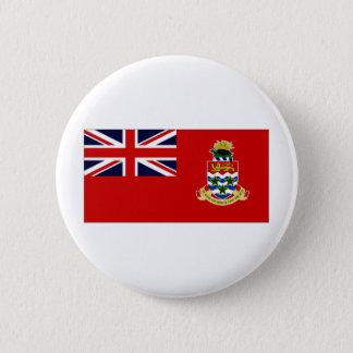 Cayman Islands Flag 6 Cm Round Badge