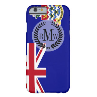 Cayman Islands Flag Barely There iPhone 6 Case