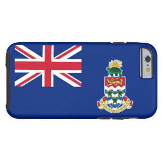 Cayman Islands Flag Tough iPhone 6 Case
