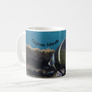 Cayman Islands French Angelfish Mug