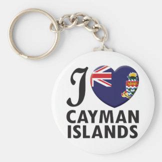Cayman Islands Love Key Ring