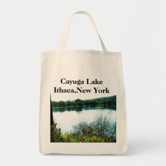 CAYUGA LAKE,ITHACA tote bag