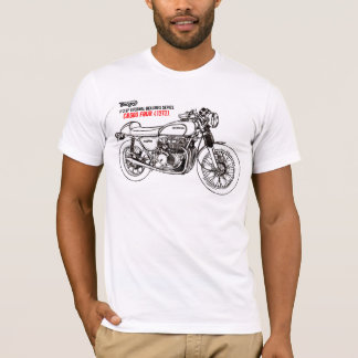CB500 Four 1973. T-Shirt