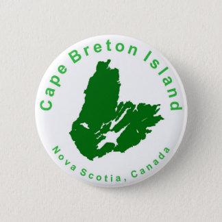 CB CIrcular 6 Cm Round Badge