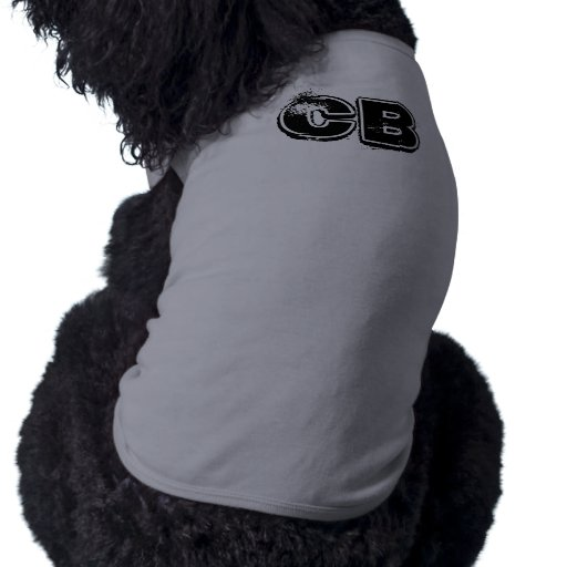 CB dog shirt