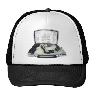 CB MESH HAT