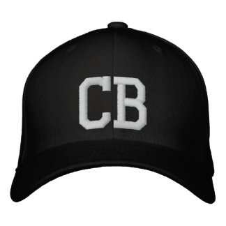 CB hat Embroidered Baseball Caps