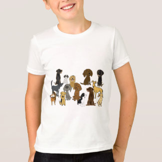 CB- Neighborhood Pups Shirt