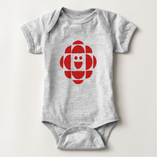 CBC Kids Logo | Red Baby Bodysuit
