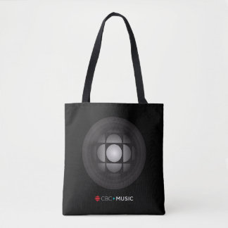 CBC Music Speaker Tote Bag