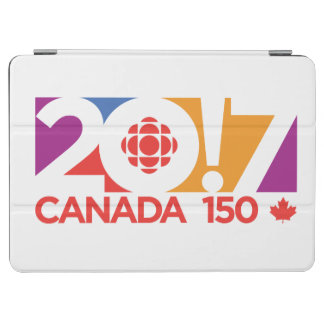 CBC/Radio-Canada 2017 Logo iPad Air Cover