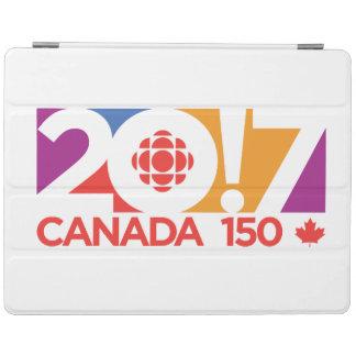 CBC/Radio-Canada 2017 Logo iPad Cover