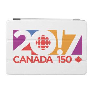 CBC/Radio-Canada 2017 Logo iPad Mini Cover