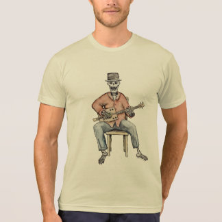 CBG Skeleton Blues T-Shirt