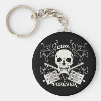 CBGs FOREVER Key Ring