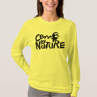 CBM BY NATURE TEE (LADIES)