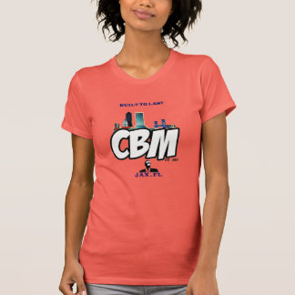CBM OFFICIAL JAX TEE (LADIES)