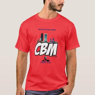 CBM OFFICIAL JAX TEE (MEN)