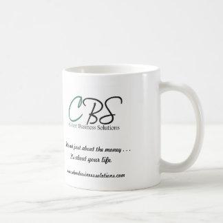 CBS Mug
