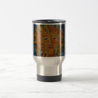 CBS Sun Art Sentinel 2010 Travel Mug