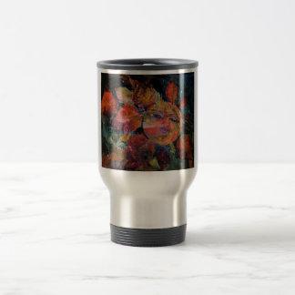 CBS Sunday Morning Show SUN ART Coffee Mug