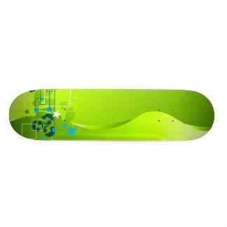 CC-036.ai 21.6 Cm Skateboard Deck