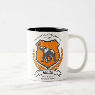 CC Salem Gratia Campus - Crest Coffee Mug
