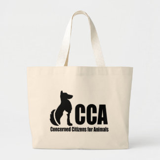 CCA Logo Canvas Tote Bag