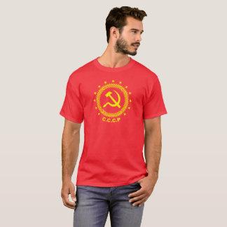 CCCP Hammer Sickle Emblem Shirts
