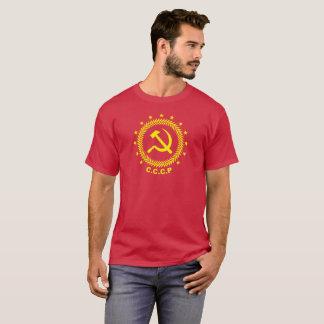 CCCP Hammer Sickle Emblem T-Shirt