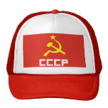 CCCP Hat