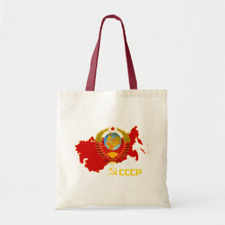 CCCP - Soviet Union Tote Bag.
