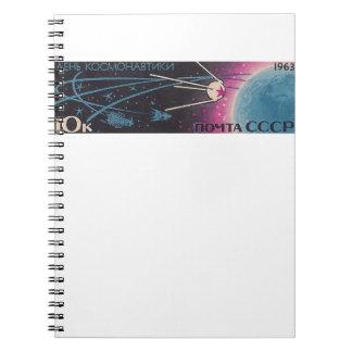 CCCP Sputnik Notebook