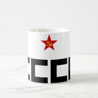 CCCP - Star Coffee Mug