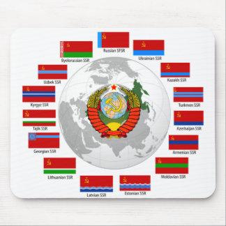 CCCP USSR MOUSEPAD